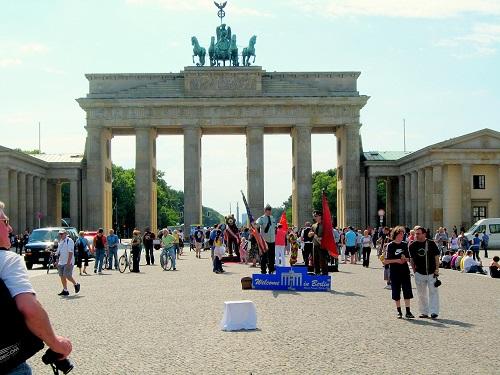 Бумът на германския туризъм продължава