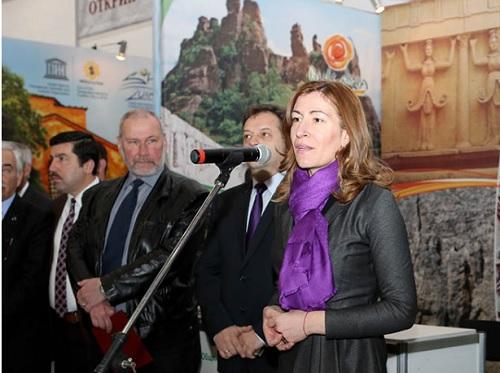 """Започна Международното изложение """"Културен туризъм 2015"""" във Велико Търново"""