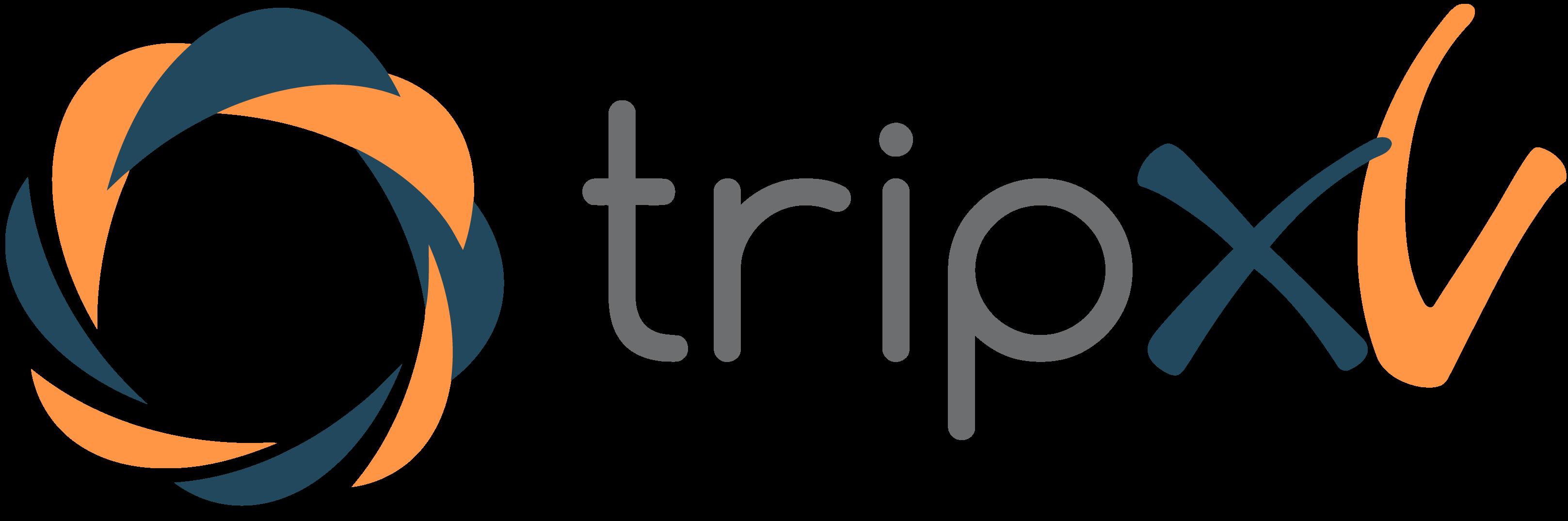 Tripxv logo
